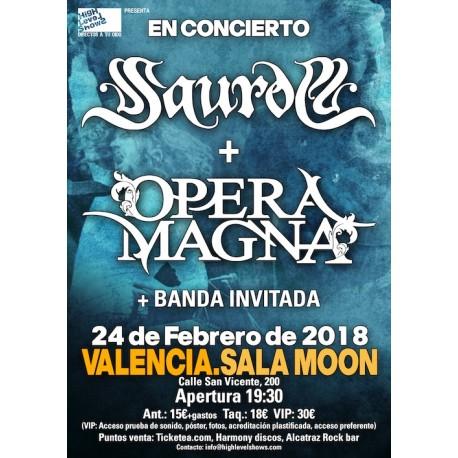Entrada VIP Valencia