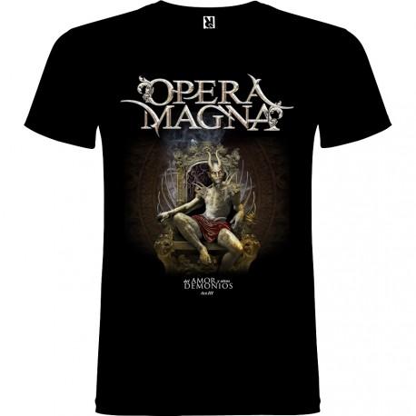 Camiseta Del Amor y Otros Demonios Acto III